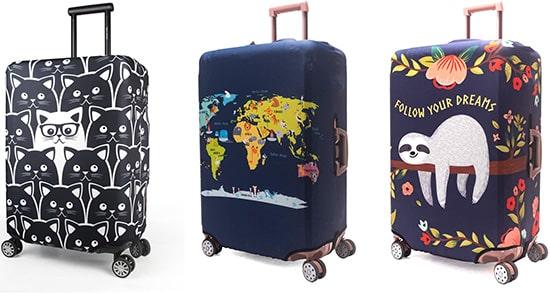 Fundas para maletas originales